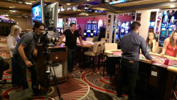 casino video production