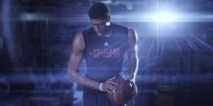 athlete sports commercial video