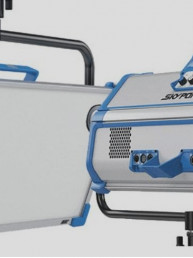 Arri Skypanels lighting grip