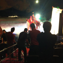 cirque du soleil television video