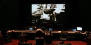 sound design movie audio mixing